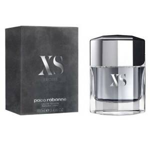 Paco-Rabanne-XS-Cologne-by-Paco-Rabanne-3-4-oz-EDT-Spray-for-Men-NEW