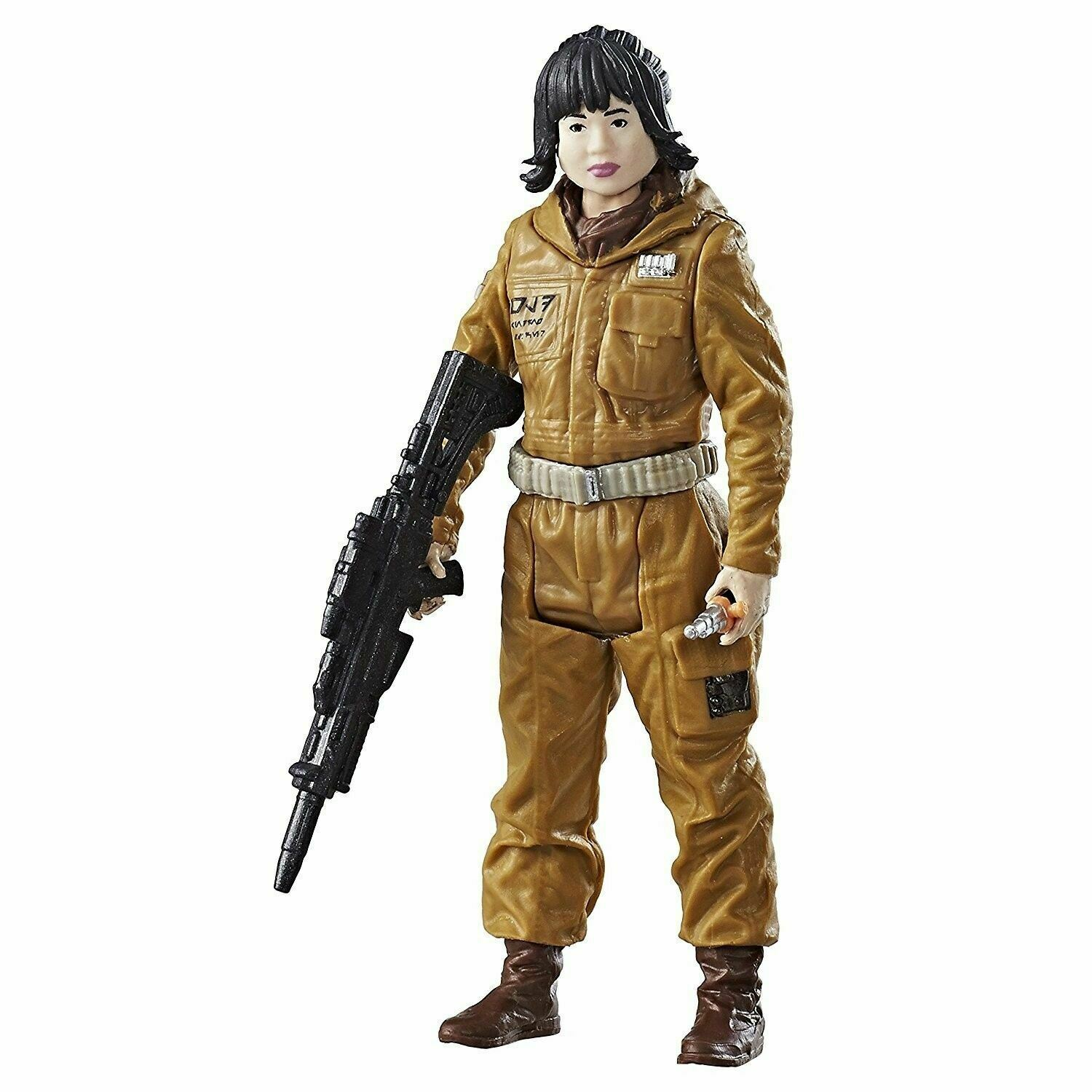 Figurine StarWars : Hasbro Star Wars The Last Jedi Resistance Tech Rose Force Link Action Figure
