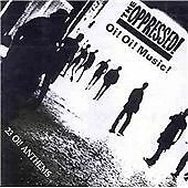 The Oppressed Rare CD Oi! Oi! Music (New/Unsealed)