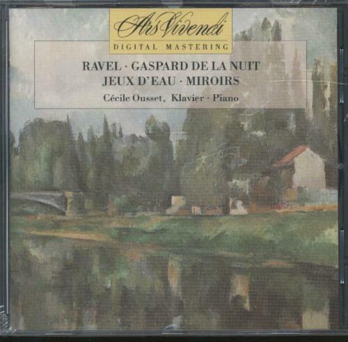 Ars Vivendi - Ravel - Gaspard de la Nuit