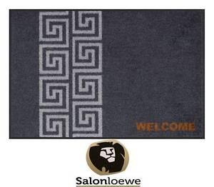 Schmutzfangmatte-50-x-75-cm-Fusmatte-waschbar-bei-40-C-Salonlowe-EFIA-Welcome