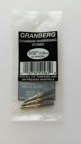 "5//32 for 3//8 Low Profile Granberg Chain Sharpening Stones for 1//8/"" Mandrel"