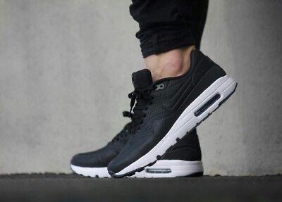 Nike Air Max 1 Ultra Moire Sz 15 Black White 705297 013 for