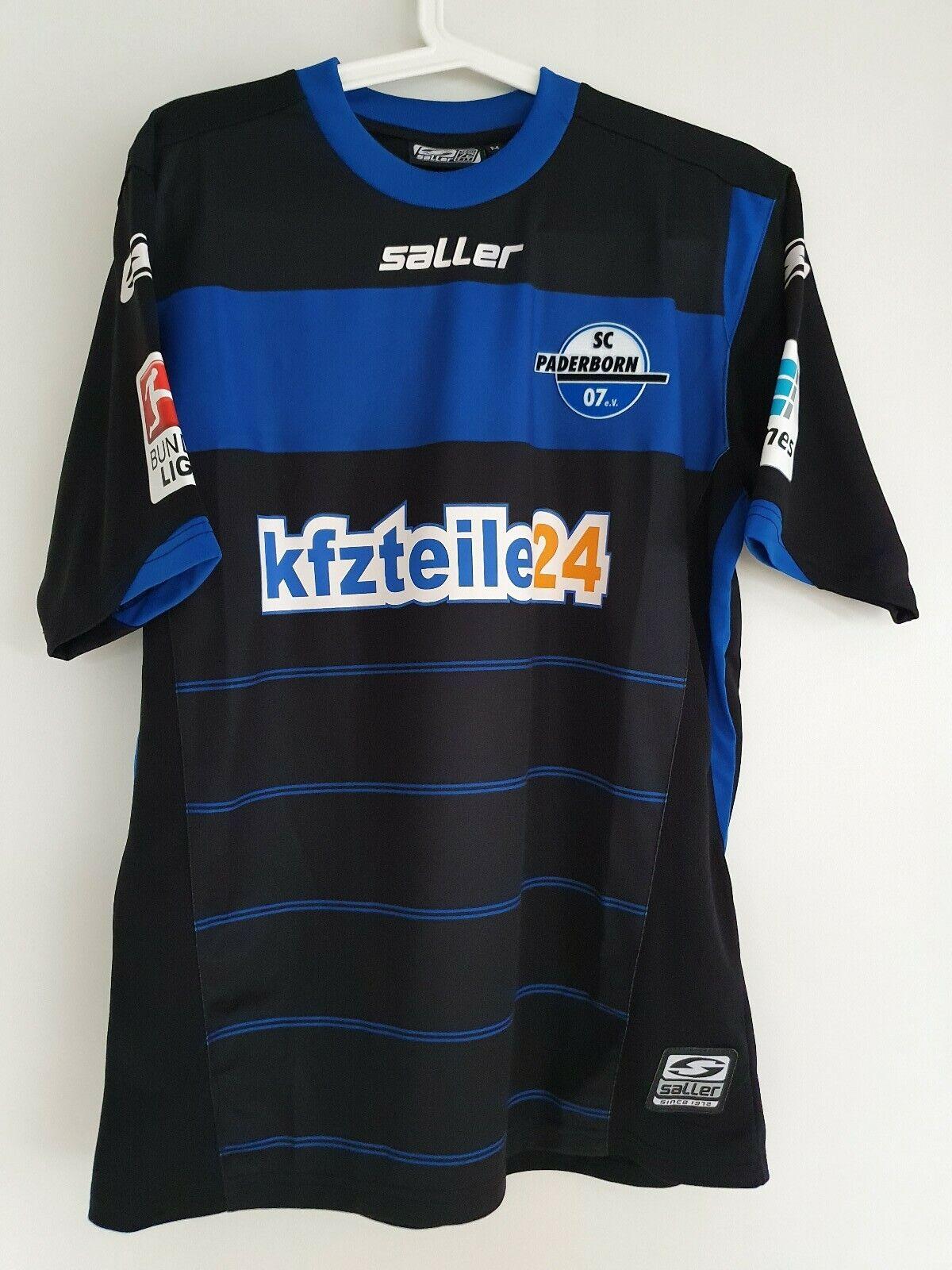 TOP Trikot SC Paderborn Stoppelkamp mit Unterschriften Saisin 2014 15