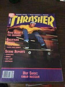 Thrasher-Skateboard-Magazine-October-1990-Brennand-Schoeffel-10-90-Oct