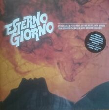 Esterno Giorno LP + CD Four Flies Library Music Trovaioli I Marc 4