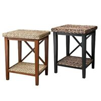 Andres Woven Night Stand