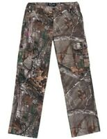 Realtree Xtra Women's/ladies Camo Cargo Pants: S-2xl