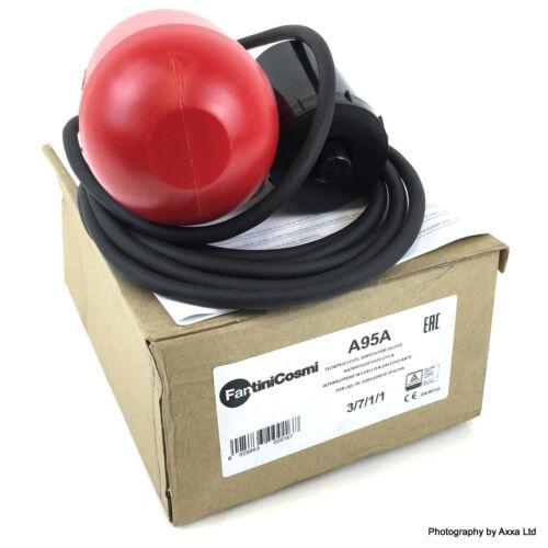 Interruptor de nivel A95A Fantini A-95-A-3M flotante
