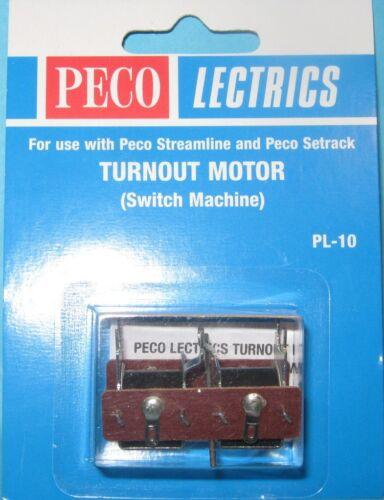 Peco Turnout Motor PL-10