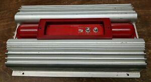 JVC KS-AX5102 DRVN Series 600 Watt 2-Channel Class A//B Car Audio Amplifier