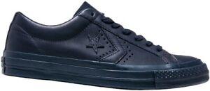 Converse One Star Ox Sneaker Skaterschuhe Skater Schuhe Leder Dark Navy NEU