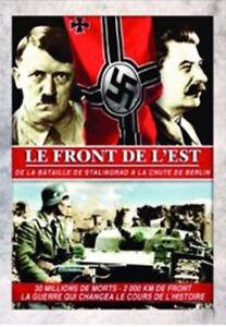 COFFRET-GUERRE-LE-FRONT-DE-L-039-EST-2-DVD