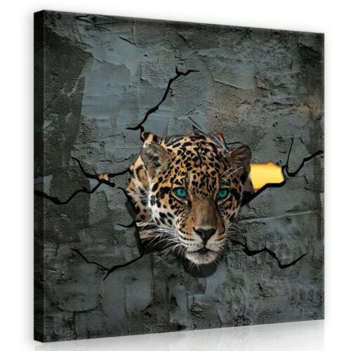 CANVAS Leinwand bilder XXL Jaguar  Bild Wandbild 15F0092980
