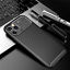 COVER-per-iPhone-12-Pro-Max-Mini-Custodia-CARBONIO-Pellicola-Vetro-Temperato miniatura 6