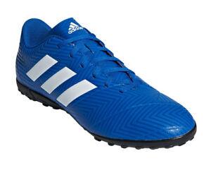 c1ad90e5162 Adidas Men Football Shoes Nemeziz Tango 18.4 Messi Turf Futsal ...