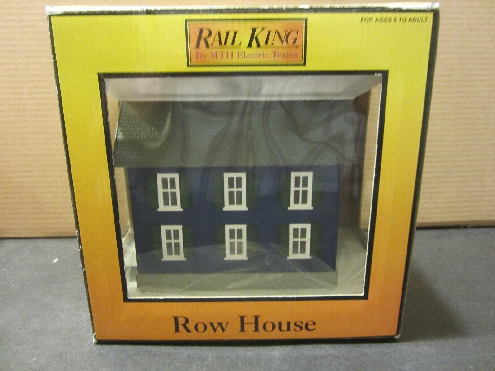 Rail King Row House 90248 Lighted