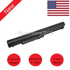 Battery for HP Pavilion HSTNN-IB6R 776622-001 HSTNN-UB5M TPN-Q129 TPN-Q131