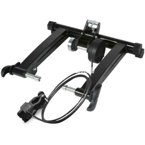 Bicycle Trainer Stationary Magnetic Bike Cycle Stand Indoor Exercise Training