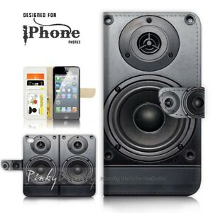 For-iPhone-7-Plus-Wallet-Case-Cover-P21057-Boom-Box