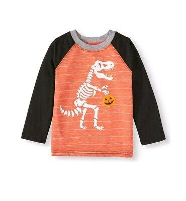Toddler Girls 3T or 4T Turquoise Pink /& Yellow Dinosaur Maze Tee-NEW-Top-Shirt