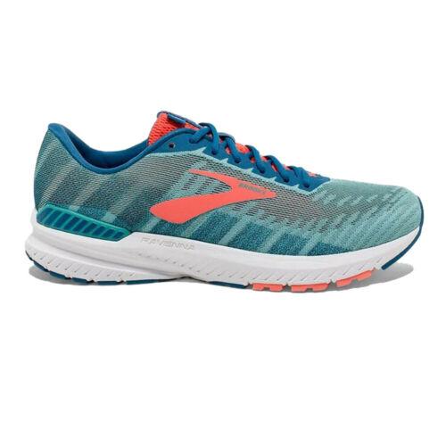 Brooks Damen Ravenna 10 Turnschuhe Laufschuhe Sneaker Sportschuhe Schuhe Grün