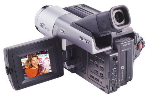 sony handycam ccd trv58 hi 8 analog camcorder ebay rh ebay com Handycam Sony TRV57 sony ccd-trv58 hi8mm camcorder manual