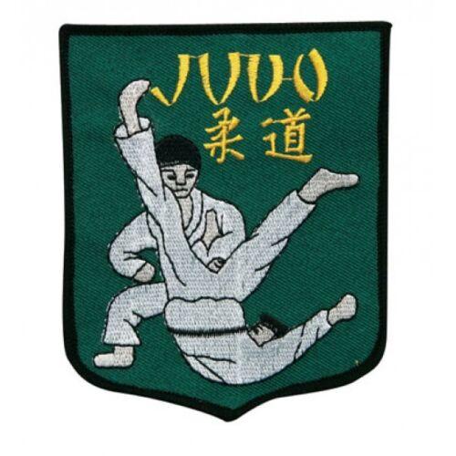 "4/"" P1156 Judo Martial Arts Patch"