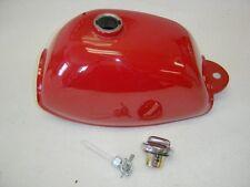 Honda Minitrail Z50 K3 K4 K5 K6 1976 77 78 Gas Tank Petcock Gas Cap Plain Red
