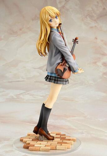 Anime Your Lie in April Miyazono Kaori PVC Figure Toy 8/'/' Model Collectible Gift