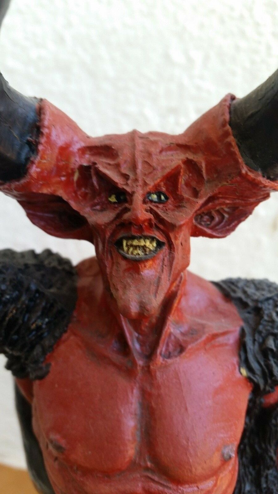 Legend Tim Curry Darkness Resin Statue 12