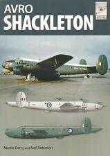 Avro Shackleton de Martin Derry y Neil Robinson