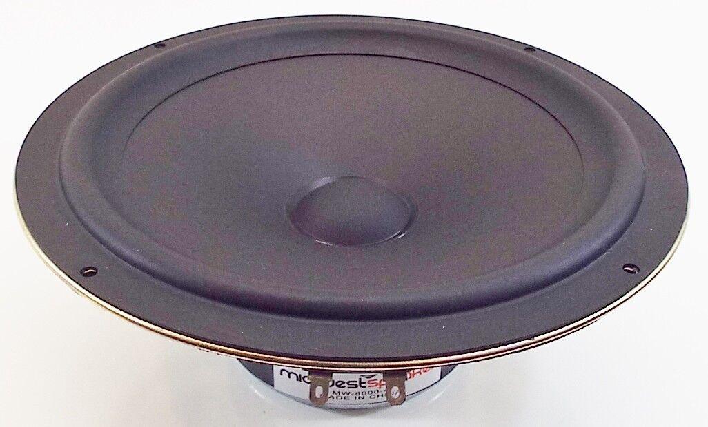 Polk Audio MW8004 MW8000 S8 S10 PSW50 8  Copy Woofer 4 ohm Speaker MW-8000-4