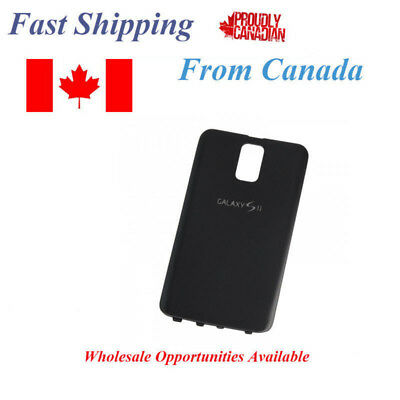 For Samsung Galaxy S2 i727 Back Battery Door Cover Black All Repair Parts USA Seller
