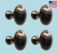 4 Cabinet Knob Antique Solid Brass | Renovator's Supply on sale
