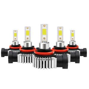 H4-H1-H3-H7-H7-H11-Mini-coche-LED-conversion-faros-bombilla-lampara-de-niebla-lu