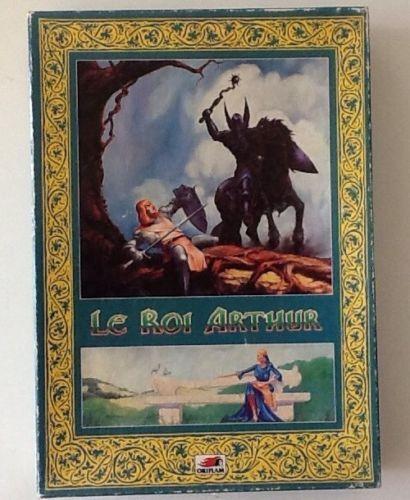 Board game king arthur-oriflam - 1988
