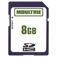 Moultrie Mfh-sd8gb Memory Card, 8 Gb, Sealed Sale