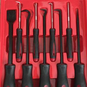 9pcs-Car-Pick-amp-Hook-Set-O-Ring-Oil-Seal-Gasket-Puller-Remover-Craft-Hand-Tools