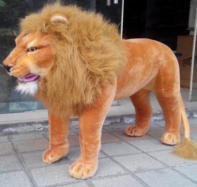 2018 Giant Simulation Tiger Plush Soft Big Ride Tiger Toy Kid Gift 125cm*60cm UK