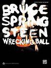 Wrecking Ball by Bruce Springsteen (Paperback / softback)