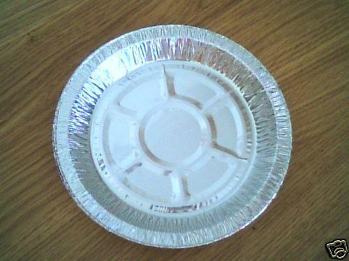 """200 x 6¾/"""" Foil Plates"""