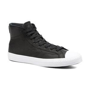 cuir 157675c baskets Star Uk6 Converse en montantes chaussures noires Player Baskets HqzU1wt