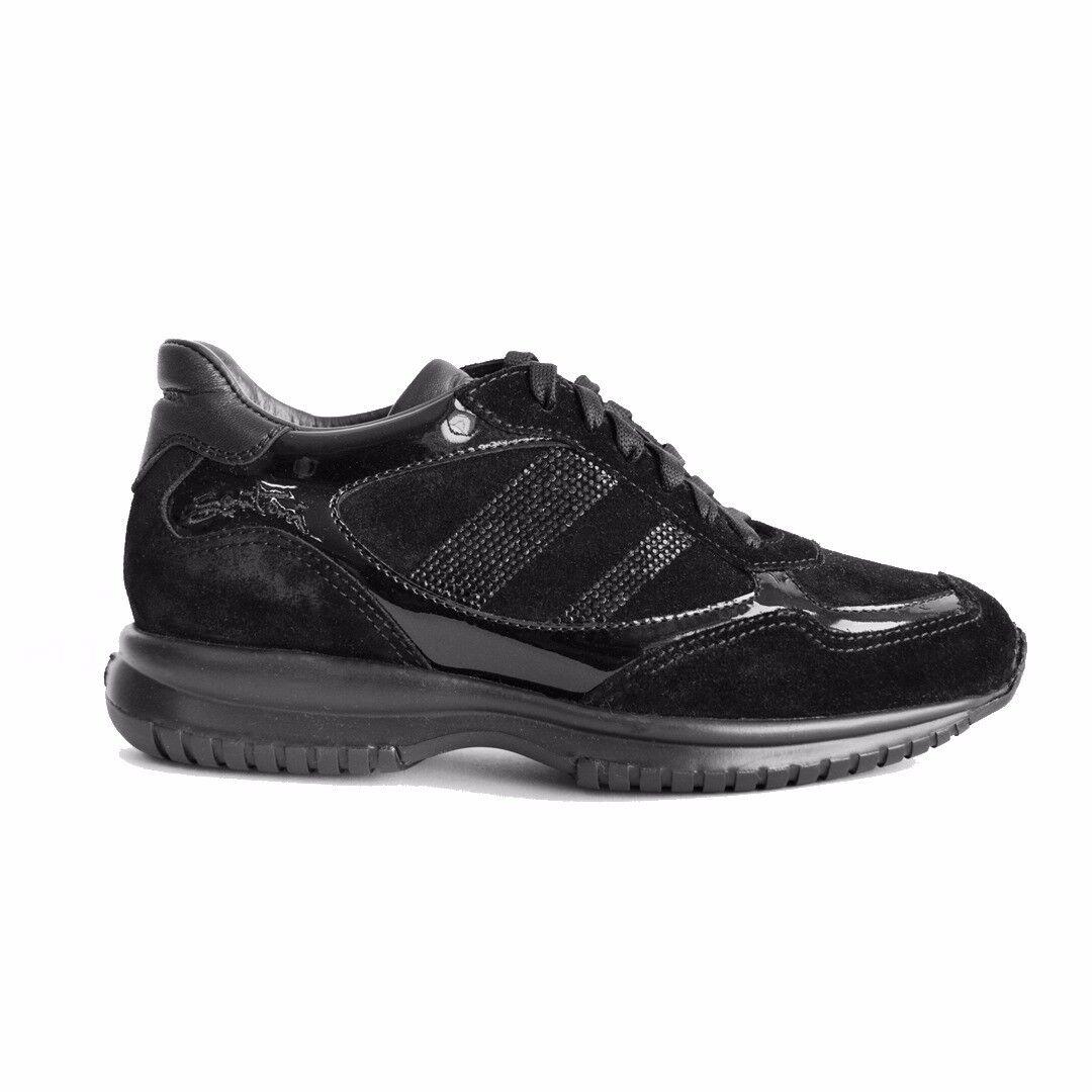 SANTONI Scarpa Sneaker Damenschuhe col.Nero Tg.Vari |- 69% OCCASIONE OCCASIONE OCCASIONE | 0528db