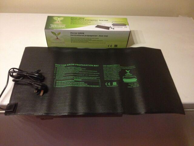 Propagation Heat Mat 65cm x 35cm For Seeds / Cuttings / Propagators / Reptiles