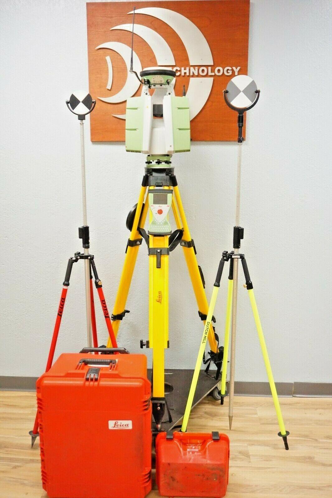 Leica P20 3D High Accuracy Long Range Laser Scanner GS14 CS15 GNSS C10 P30 Faro