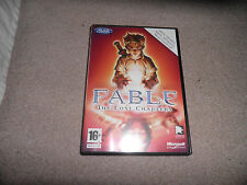 pc cd rom - fable lost chapters - fully tested