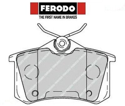 Freno A Disco - Premier Kit Pastiglie Freno confezione 4 pezzi Ferodo FDB4260