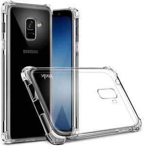separation shoes 5a1d7 25741 Details about Case Cover For Samsung Galaxy J3 J4 Plus J5 J6 + 2017 2018  ShockProof Hybrid TPU