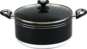 High-Quality-Non-Stick-Casserole-Dish-Cooking-Pot-Pan-Glass-Lid-Saucepot